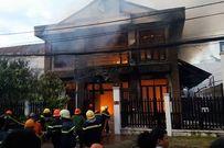Tin nóng: Cháy lớn ở TP. HCM, ít nhất 2 người chết, 1 người bị thương