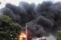 Tin mới: Đã xác định được 3 người phụ nữ thương vong trong đám cháy ở TP. HCM