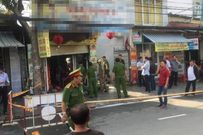 Vợ chồng chết bất thường trong nhà sau tiếng nổ