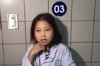 Nữ bệnh nhân kể lại giây phút kinh hoàng bị tên ngáo đá kề dao vào cổ