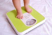 Bé 1 tháng tuổi tăng bao nhiêu kg là đạt chuẩn