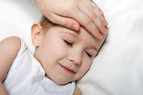 5 bước sơ cứu tại nhà khi trẻ bị sốt cao co giật