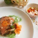 Học người Hà thành cách làm món thịt gà nấu đông chuẩn vị đãi khách ngày Tết