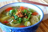 5 món canh chua thanh mát cực ngon, giúp bạn giải ngán ngày Tết