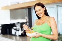 Mẹo ăn uống giúp phát triển chiều cao cho con từ trong bụng mẹ